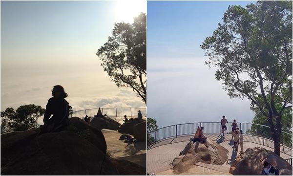 Dân tình rần rần với ban công trên mây ở Núi Bà Đen đẹp phát sốt còn có cả cáp treo đi lên cực rẻ