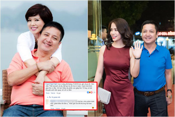 Ly hôn người vợ 30 năm chung sống yêu nữ doanh nhân trẻ, Chí Trung khiến khán giả bức xúc