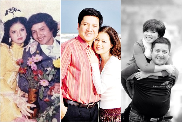 Xót xa nghe lại lời ngôn tình của Chí Trung dành cho vợ suốt 30 năm: Tôi yêu em từ khi 18 tuổi!