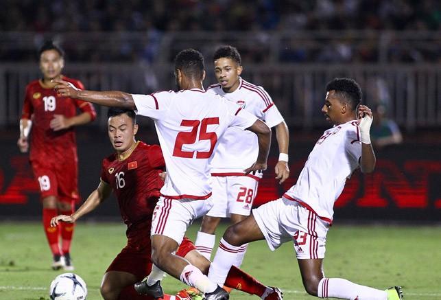 """U23 Việt Nam tiếp """"đại kình địch"""" U23 UAE: Thái Lan làm được, Việt Nam cũng phải làm được"""