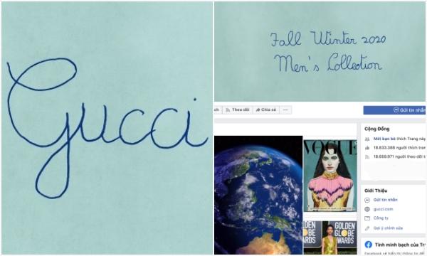"""Gucci bất ngờ thay loạt ava và ảnh bìa cận dịp Tết âm lịch của châu Á, nhìn mà """"tức"""" á"""