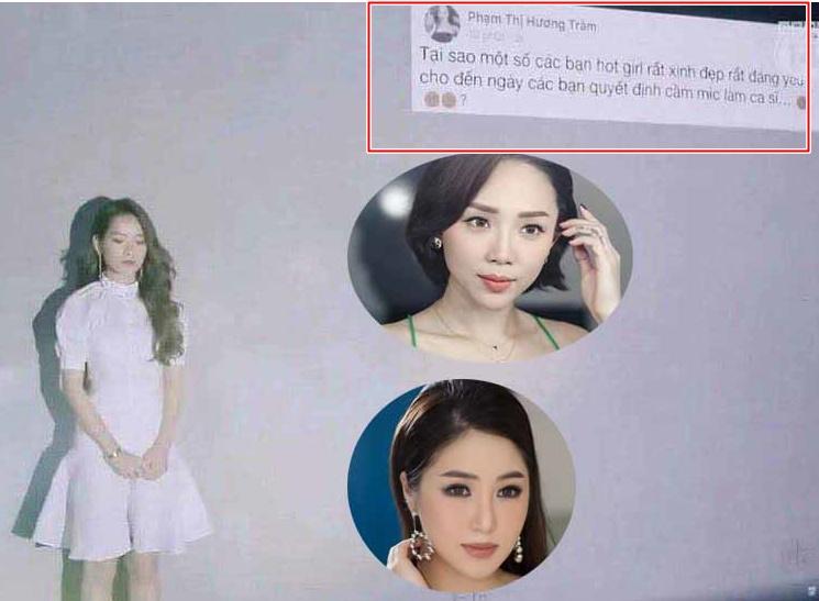 Đỉnh cao trả thù: Chi Pu bê hẳn status đá xéo của Hương Tràm, Tóc Tiên vào clip mới