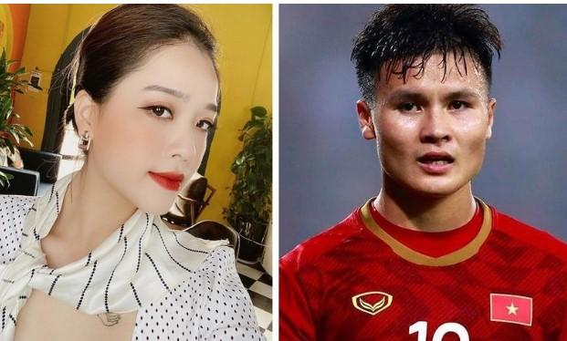 Lộ thêm bằng chứng bạn gái Quang Hải đích thị là Huyền My, công bố đi còn chờ chi!