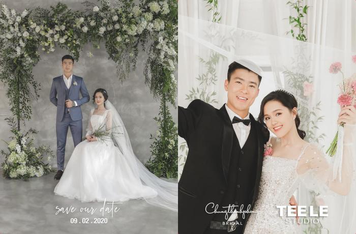 Duy Mạnh và Quỳnh Anh đã chính thức công bố ngày cưới, nhưng caption của chú rể mới là điều gây chú ý