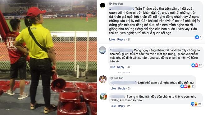 """Fan Việt phản ứng câu cổ động """"Bay lên trời là em bay ra ngoài"""": Đối thủ chẳng hiểu gì, đội nhà mất tập trung"""