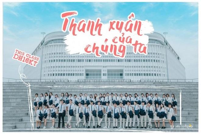 Bộ ảnh kỷ yếu ngỡ như phim Hàn của sinh viên ĐH Nông Lâm TP HCM chụp tại Nhà văn hóa Sinh viên