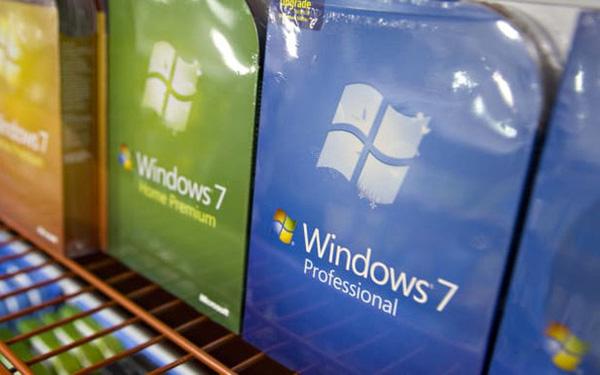 Microsoft chính thức ngừng hỗ trợ hệ điều hành Windows 7 kể từ hôm nay