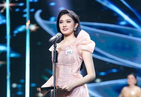 Tân Hoa khôi Đại học Hoa Sen muốn đưa hình ảnh con người và đất nước Việt Nam tươi đẹp đến bạn bè quốc tế