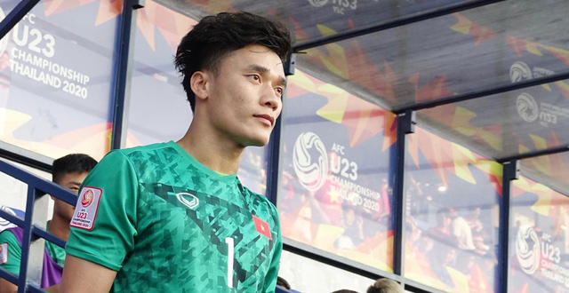 """Tỏa sáng trở lại như thời ở Thường Châu, Bùi Tiến Dũng giúp U23 Việt Nam giữ """"kỷ lục"""" sạch lưới"""