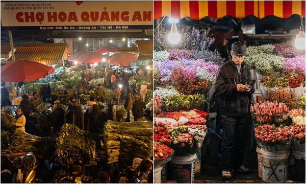 """Tết đến xuân về nhất định phải đi Khu chợ đêm """"thơm"""" nhất Thủ Đô một lần"""