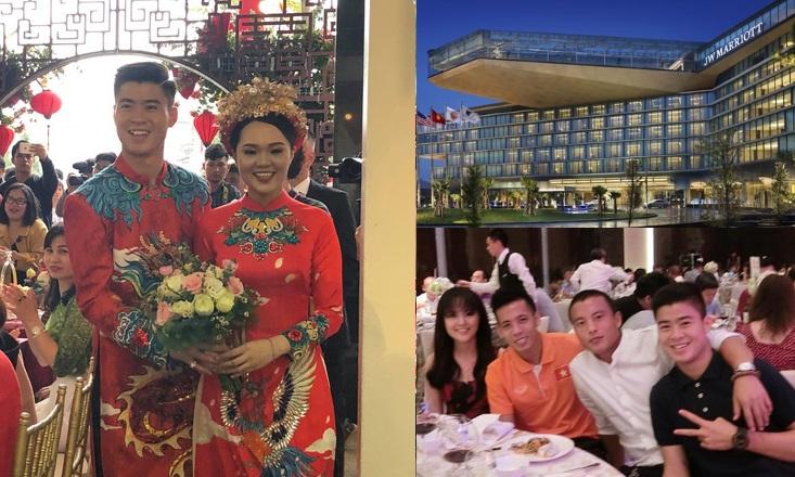 Tinh tế như Duy Mạnh, chọn nơi tổ chức lễ cưới là khách sạn 5 sao bậc nhất Việt Nam - nơi hai người trúng tiếng sét ái tình