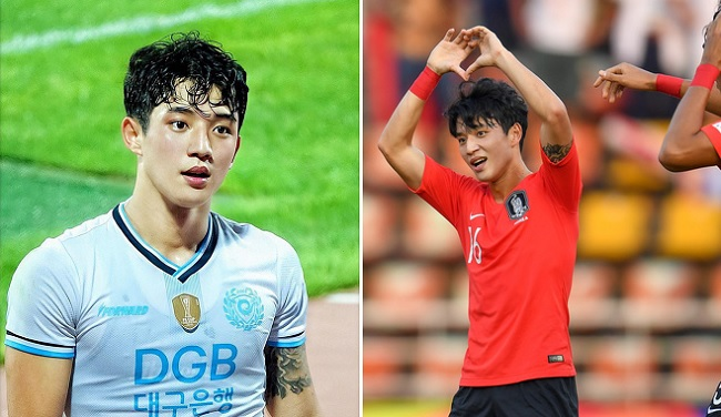 Cầu thủ đẹp trai nhất Hàn Quốc tỏa sáng rực rỡ tại giải U23 châu Á 2020