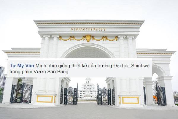 Đại học VinUni khánh thành và khoe thêm ảnh cơ sở vật chất sang chảnh, dân tình trầm trồ ví như ngôi trường trong truyền thuyết phim Hàn