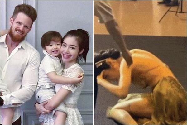 Elly Trần ngất xỉu trên thảm đỏ sau khi chồng ngoại tình, đẹp đến thế vẫn bị bỏ sao?