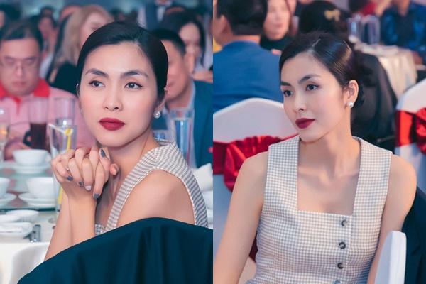 """Khổng hổ danh """"Ngọc nữ"""", Tăng Thanh Hà đẹp mê mẩn ở tuổi 34"""