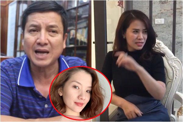 """Bị bố chặn Facebook, con gái Chí Trung dọa """"vạch mặt"""" tình mới Ý Lan, nói sẽ toang ngay"""
