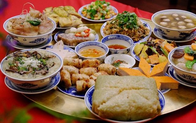 Tết Canh Tý đừng bỏ qua 5 mẹo ăn uống để không bị tăng cân với tiệc tùng liên miên