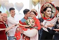 Bị chê make-up xấu như gái già không xứng với Duy Mạnh, Quỳnh Anh tung clip