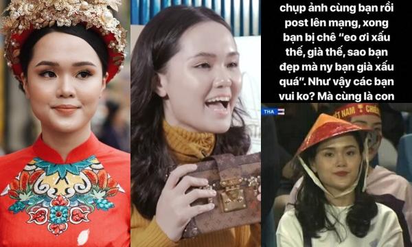 """Tội như Quỳnh Anh cứ được """"lên sóng"""" lúc nào là ăn ngay """"lời nguyền"""" make-up lúc đó, nhưng """"công chúa béo"""" đáp trả không phải dạng vừa"""