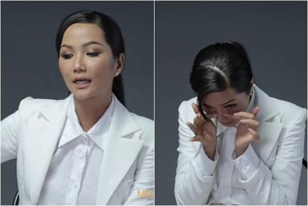 HHen Niê bật khóc kể về áp lực làm Hoa hậu, bị bạn bè xa lánh quay lưng khi nổi tiếng