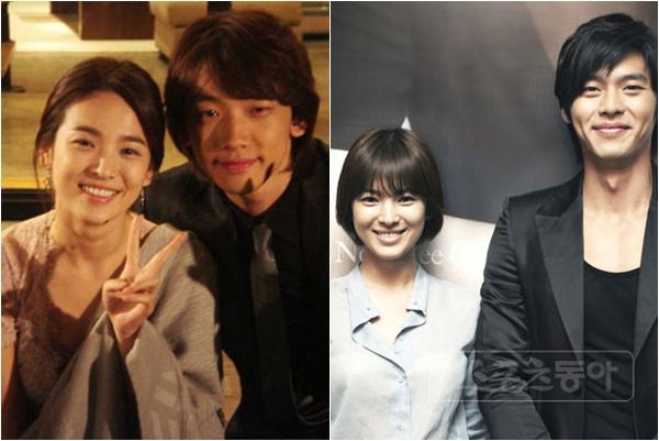 """Góc sụp đổ: Lộ tin nhắn Song Hye Kyo bắt cá hai tay """"ăn"""" cả Hyun Bin và Bi Rain"""