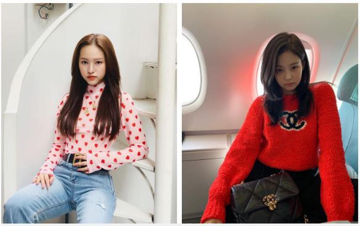 Thúy Vi bất ngờ đổi style nhìn na ná Jennie (Black Pink): Lên đồ thì cũng giống đấy chỉ tội không thay được mặt