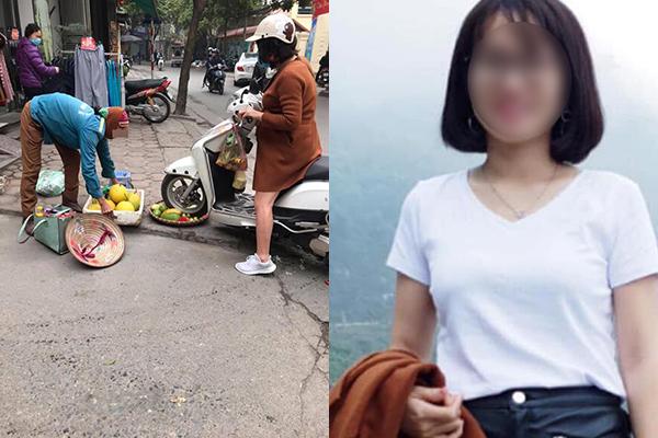 """Vụ nữ chủ shop cán rổ hoa quả của cô hàng rong: Nhân viên cửa hàng than trời vì bị dân mạng """"trút giận"""" oan"""