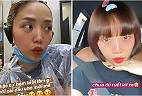 Quanh năm diện tóc chất, đến Tết mới đi làm kiểu mới Tóc Tiên nhận lại kết quả bất ngờ
