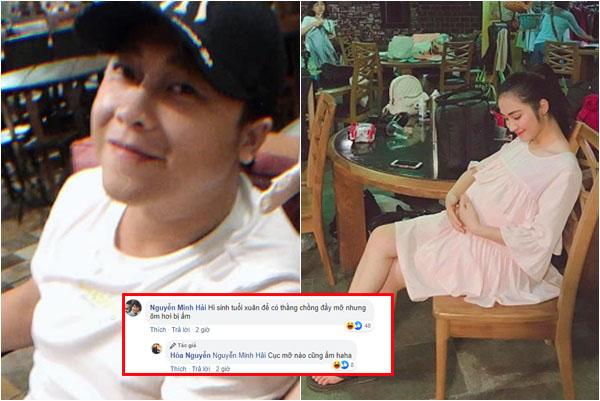 """Dòng bình luận """"hớ hênh"""" của bạn trai Hòa Minzy tiết lộ cô đã có con sắp công khai?"""