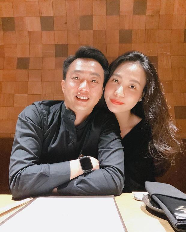 Livestream mừng năm mới, Cường Đô La chính thức lên tiếng về tin Đàm Thu Trang mang thai
