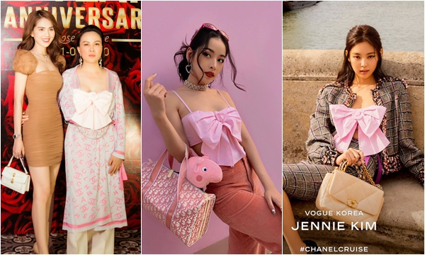"""Chi Pu quyết tâm diện lại những món đồ """"thảm họa"""" nhất của mỹ nhân Black Pink, chuẩn bị được phong danh hiệu """"Chi Chanel"""" đến nơi"""