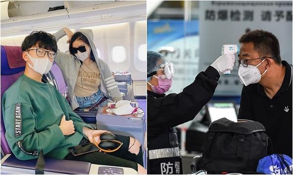Note lại ngay những cách phòng tránh virus corona khi đi máy bay
