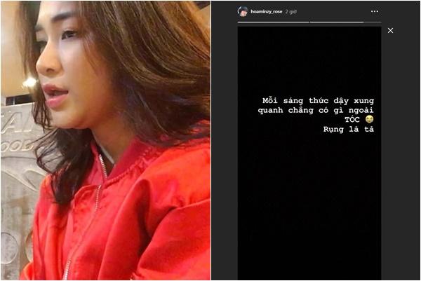 Chỉ một dòng status, Hòa Minzy lại sơ sảy lộ dấu hiệu bà mẹ bỉm sữa vừa sinh con xong