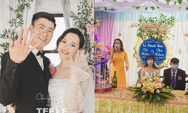 """Tổ chức lễ cưới giữa đại dịch, Quỳnh Anh tiết lộ phương thức phòng bệnh cho dàn khách mời """"khủng"""""""