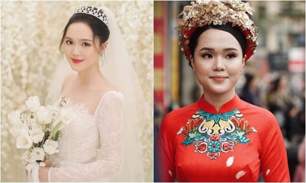 """Cận kề ngày cưới, chuyện trang điểm của Quỳnh Anh lại được dịp bàn tán, cứ mong cô dâu """"nhẹ nhàng"""" cho là ổn"""
