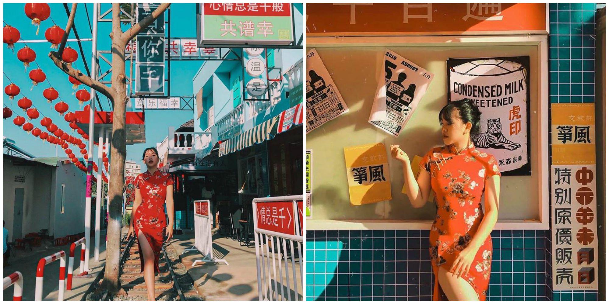 """""""Sống ảo"""" cực mạnh ở Little Hongkong đậm chất điện ảnh mới nổi ở Buôn Ma Thuột"""
