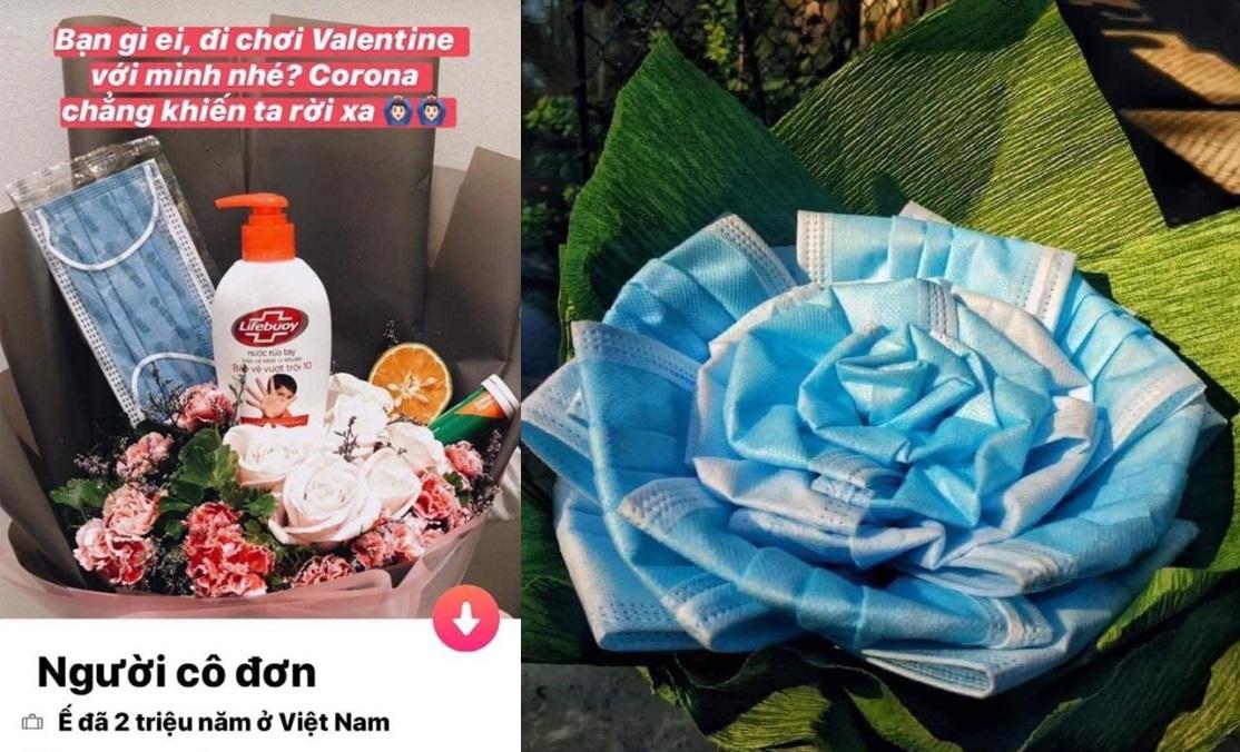 """""""Corona cũng chẳng khiến ta rời xa"""" với những món quà Valentine """"độc"""" giữa mùa dịch"""