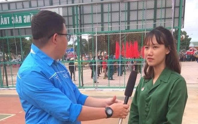 """Cô gái duy nhất trúng tuyển nghĩa vụ quân sự tại Đắk Lắk: """"Cố gắng hoàn thành tốt nhiệm vụ để vào quân đội"""""""