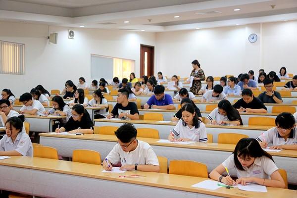 54 trường ĐH - CĐ tuyển sinh năm 2020 bằng kết quả thi đánh giá năng lực của ĐH Quốc gia TP HCM