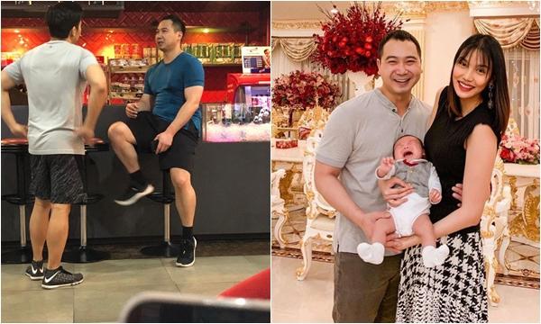 Nổi tiếng giàu có, hình ảnh đời thường của chồng Lan Khuê khiến ai nấy đều bất ngờ bởi sự đơn giản