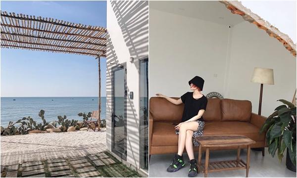 """Check-in """"điên đảo"""" ở homestay view biển triệu góc """"sống ảo"""" hot nhất Phan Thiết"""