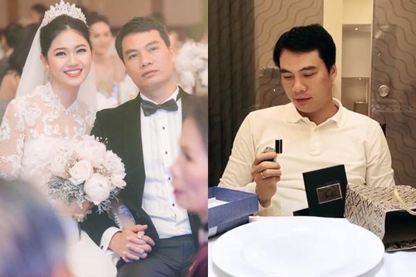 """Được chồng đại gia cưng chiều, Á hậu Thanh Tú """"chơi khăm"""" chồng đúng ngày Valentine"""