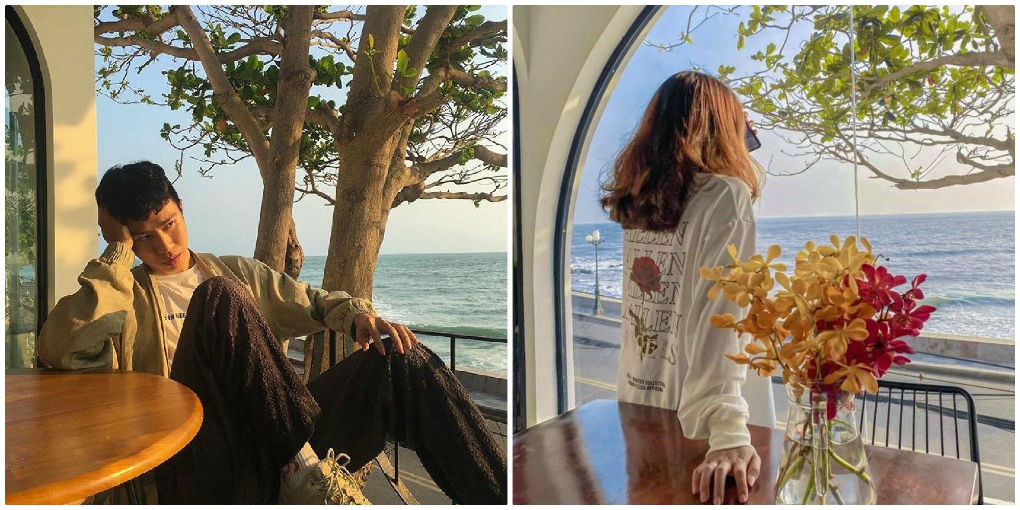 """Chill phải biết ở quán cafe view biển cực """"xịn xò"""" mới xuất hiện ở Vũng Tàu"""