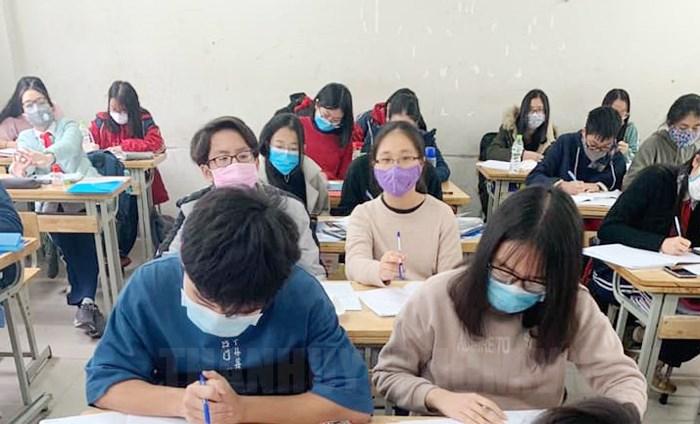Các trường ĐH rút lại thông báo học trở lại từ ngày 17/2, tiếp tục cho sinh viên nghỉ học phòng dịch Covid-19