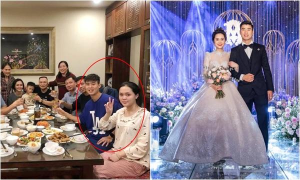 """Quỳnh Anh khoe bức ảnh đầu tiên bên gia đình sau khi lấy chồng nhưng gây chú ý vẫn là gương mặt mộc và bộ quần áo ngủ thùng thình như """"giấu bụng"""""""