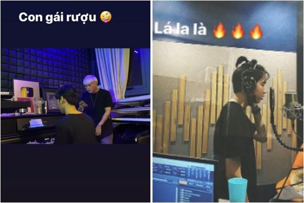 Vừa khoe ảnh trong phòng thu, K-ICM úp mở kết hợp cùng B Ray thành ca sĩ thực thụ?