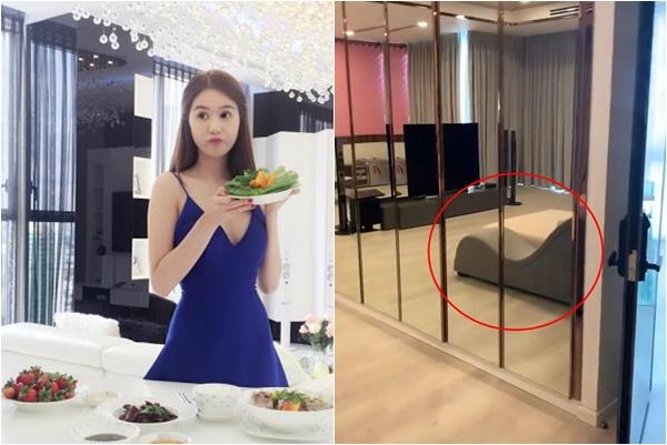 Ngọc Trinh lại khoe căn phòng ngủ ngập đồ hiệu trong biệt thự chục tỷ, 31 tuổi đã quá giàu!