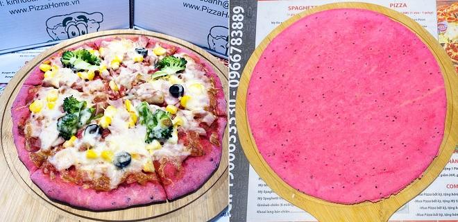 """Sau bánh mỳ thanh long, pizza thanh long giá 55.000 đồng ra đời trong công cuộc """"giải cứu"""" thanh long"""