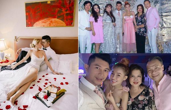 """Rò rỉ hình ảnh lễ cưới của """"cặp đôi thị phi"""" Ngân 98 và Lương Bằng Quang: Không hiểu cưới thật hay lại câu fame!"""
