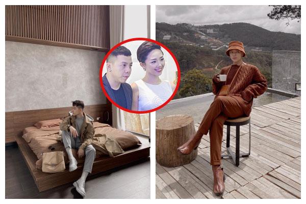 Cận cảnh căn biệt thự nơi sắp diễn ra đám cưới Tóc Tiên và Hoàng Touliver
